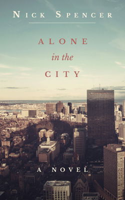 Nº 0210 - Alone in the city