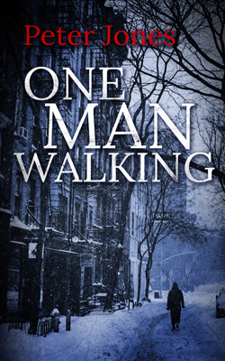 Nº 0245 - One man walking