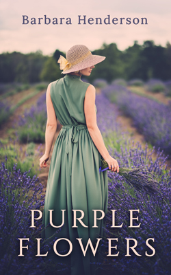 Nº 0365 - Purple Flowers