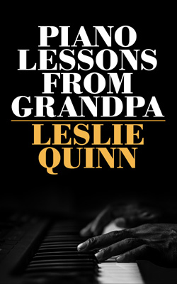 Nº 0374 - Piano lessons from grandpa