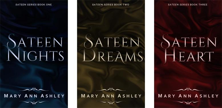 Nº 0074-75-76: Sateen Trilogy
