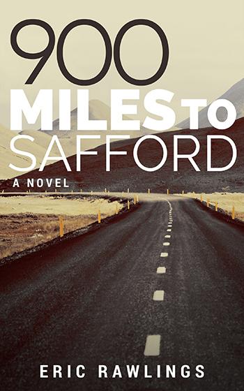 900 miles to Safford – Portada para ebook