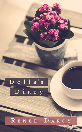 Della's Diary – Portada para ebook