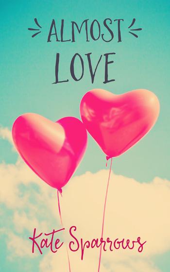 Almost Love – Portada para ebook