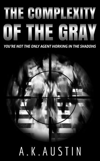The complexity of the gray – Portada para ebook