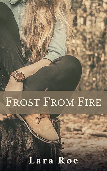 Frost From Fire – Portada para ebook