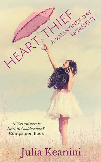 Heart Thief – Portada para ebook