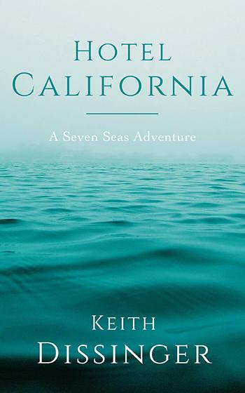 Hotel California – Portada para ebook