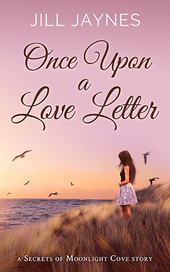 Once upon a love letter – Portada para ebook