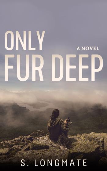 Only Fur Deep – Portada para ebook
