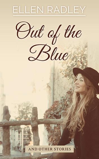 Out of the blue – Portada para ebook