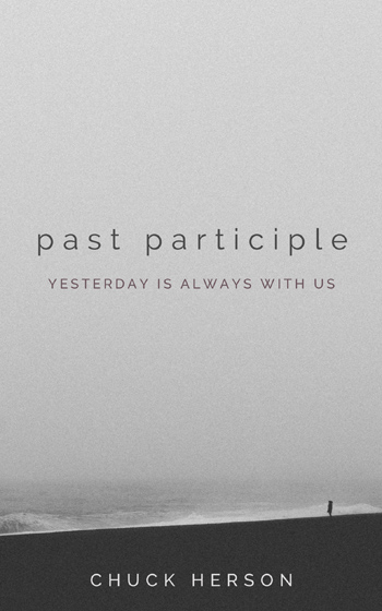 Past Participle – Portada para ebook