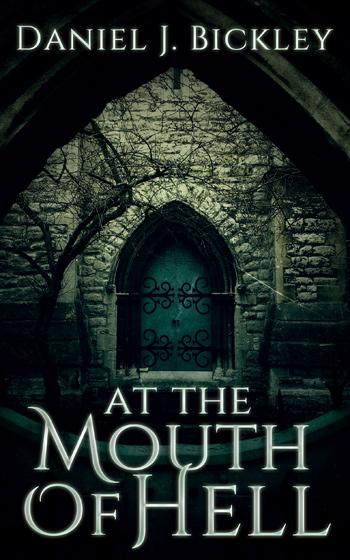At The Mouth Of Hell – Portada para ebook