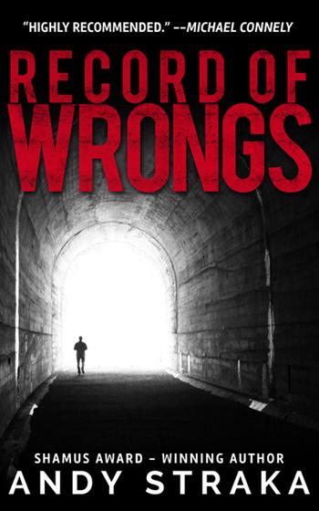Record of Wrongs - Portada para ebook