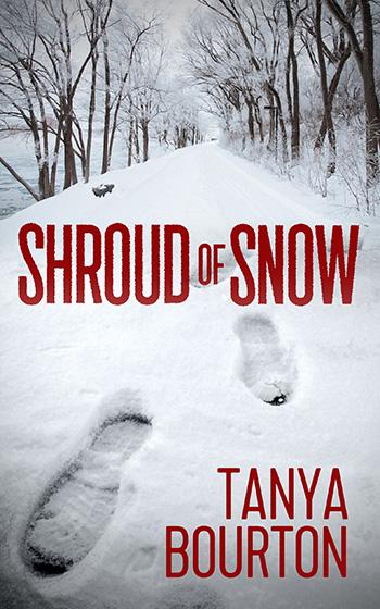 Shroud of snow – Portada para ebook