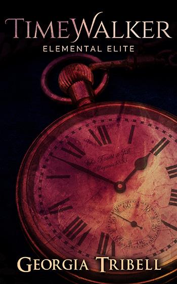 Timewalker – Portada para ebook
