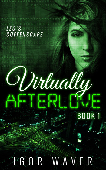 Virtually Afterlove - Portada para ebook